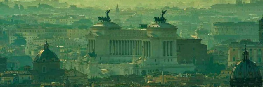 ROMA Hogar de los dioses