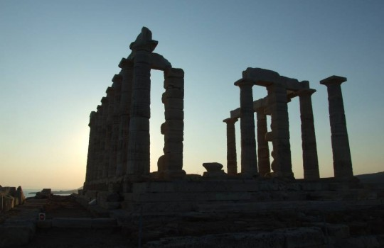 Héroes y dioses: viaje a Grecia