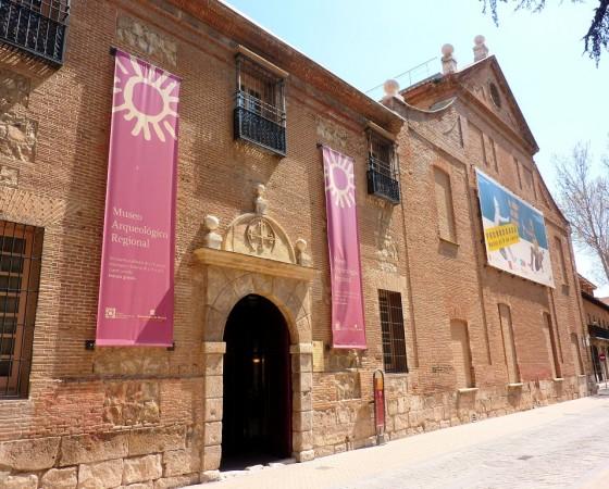 Museo arqueológico regional de la CAM