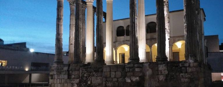 AVGVSTA EMERITA. Viaje a la Mérida romana